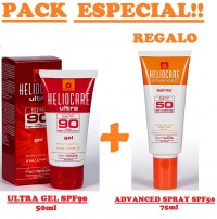 PACK-ADVENCED SPRAY50-ULTRAGEL90